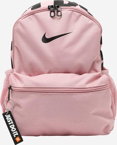 Nike Sportswear Rucksack 'Brasilia' in pink / schwarz, Produktansicht