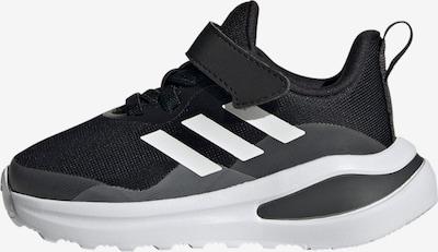 fekete / fehér ADIDAS PERFORMANCE Sportcipő 'FortaRun', Termék nézet