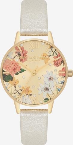 Olivia Burton Uhr in Gold