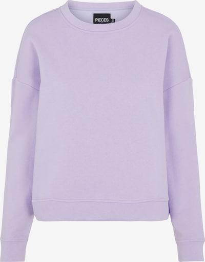 PIECES Sweatshirt in flieder, Produktansicht