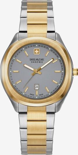 SWISS MILITARY HANOWA Uhr in gold, Produktansicht