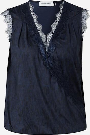 rosemunde Top in blau / nachtblau, Produktansicht