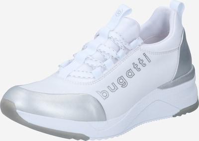 bugatti Sneaker in silber / weiß, Produktansicht