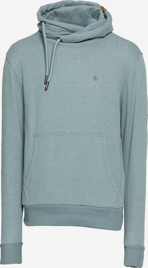 Alife and Kickin Sweat-shirt 'Johnson' en bleu fumé, Vue avec produit