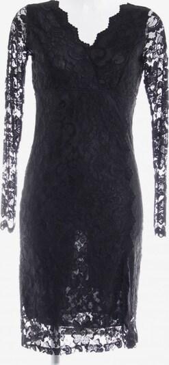SINGH S. MADAN Shirtkleid in XS in schwarz, Produktansicht