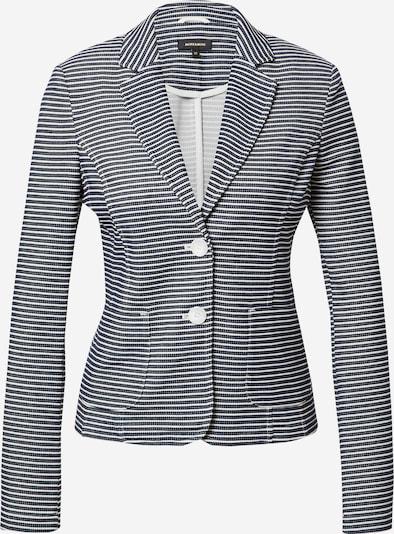 MORE & MORE Blazer en marine / blanc, Vue avec produit