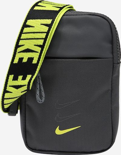 Nike Sportswear Umhängetasche 'Advance' in neongelb / grau / schwarz, Produktansicht