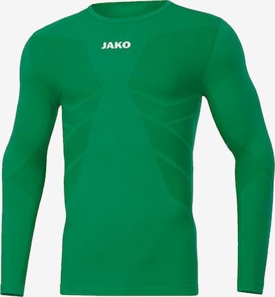 JAKO Sportunterwäsche in grasgrün / weiß, Produktansicht