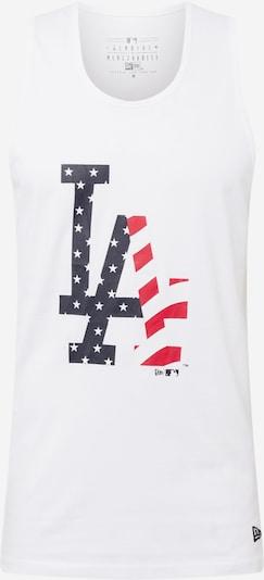 NEW ERA Tričko - tmavomodrá / červená / biela, Produkt