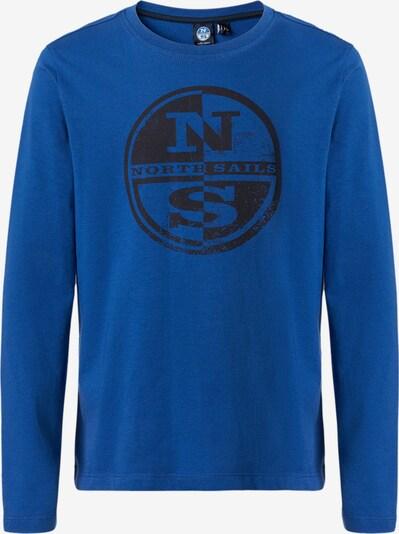 North Sails Shirt in de kleur Blauw, Productweergave