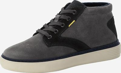 CAMEL ACTIVE Sneaker in gelb / grau / anthrazit, Produktansicht