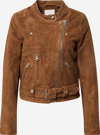 OBJECT Övergångsjacka 'EVA' i brun, Produktvy