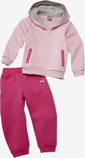 PUMA Jogginganzug in pink / rosa, Produktansicht