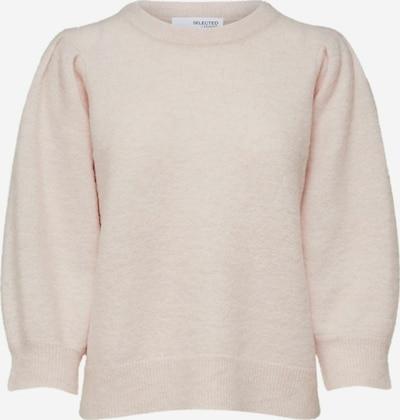 Pullover SELECTED FEMME di colore crema, Visualizzazione prodotti
