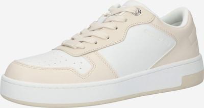 Calvin Klein Jeans Niske tenisice u svijetlobež / bijela, Pregled proizvoda