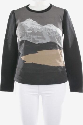 AKRIS Sweatshirt / Sweatjacke in XL in schwarz, Produktansicht