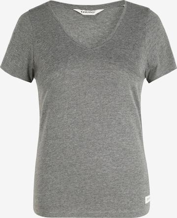 Oxmo Shirt 'Vanni' in Grey