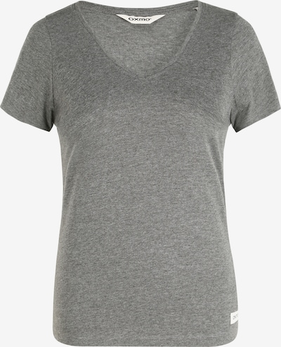 Oxmo V-Shirt 'Vanni' in grau, Produktansicht