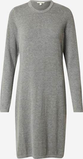 EDC BY ESPRIT Kleid in graumeliert, Produktansicht