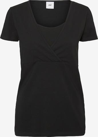 MAMALICIOUS Tričko - Čierna