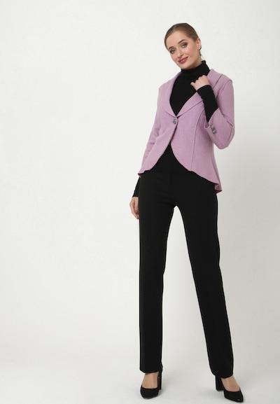 Madam-T Blazer 'BAKKARA' in pink, Modelansicht