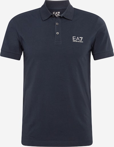 EA7 Emporio Armani Shirt in dark blue / white, Item view