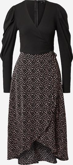 AX Paris Φόρεμα σε μαύρο / λευκό, Άποψη προϊόντος
