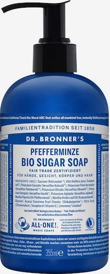 Dr. Bronner's Seife 'Pfefferminze Bio Sugar' in karamell, Produktansicht