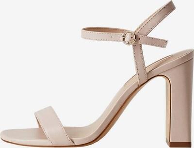 MANGO Sandalette 'Air' in beige, Produktansicht