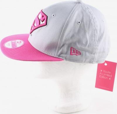 NEW ERA Basecap in XL in hellgrau / pink, Produktansicht