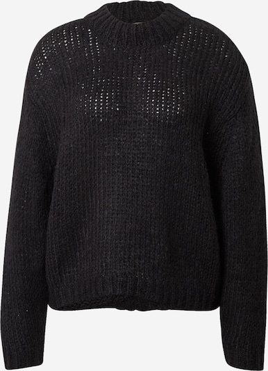 24COLOURS Sweater in Black, Item view