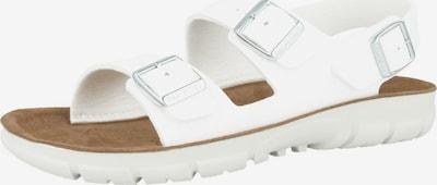 BIRKENSTOCK Sandalen met riem in de kleur Wit, Productweergave