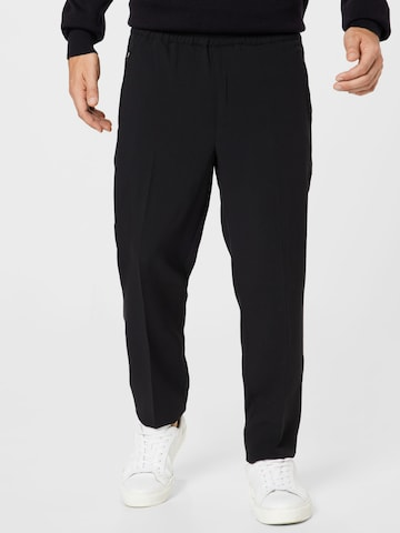Pantalon 'Charlie Eddie' BRUUNS BAZAAR en noir