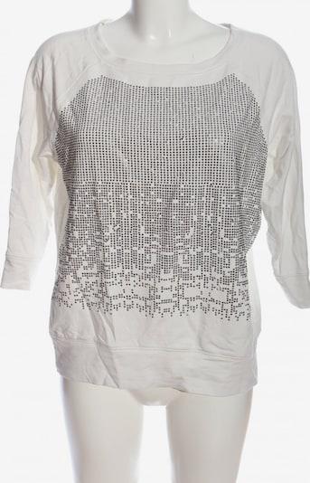 passport Sweatshirt in L in braun / weiß, Produktansicht