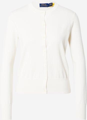 Polo Ralph Lauren Strickjacke in Weiß