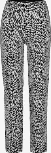 STEHMANN Hose in schwarz / weiß, Produktansicht