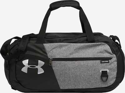 UNDER ARMOUR Bolsa de deporte 'Undeniable' en gris moteado / negro, Vista del producto