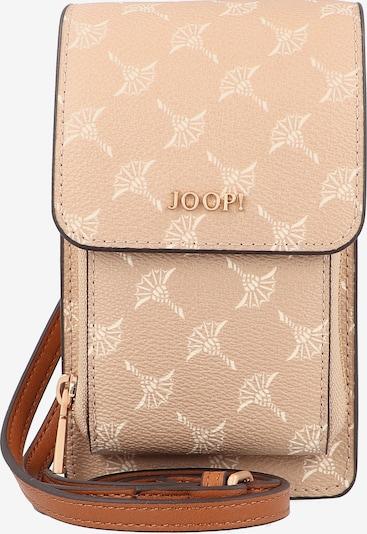 JOOP! Smartphonehoesje in de kleur Beige / Wit, Productweergave