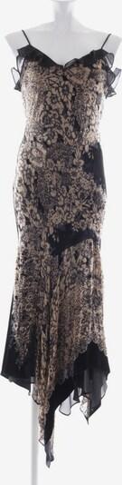 POLO RALPH LAUREN Abendkleid in XXS in beige / schwarz, Produktansicht
