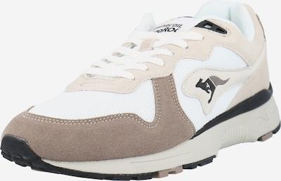 Sneaker low 'Finalist' KangaROOS pe bej / negru / alb, Vizualizare produs