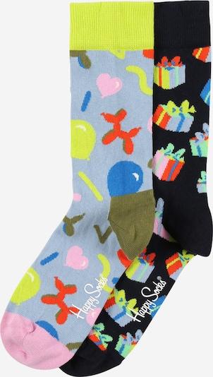 Happy Socks Socken 'Happy Birthday' in mischfarben, Produktansicht