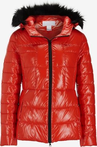 heine Between-Season Jacket in Orange