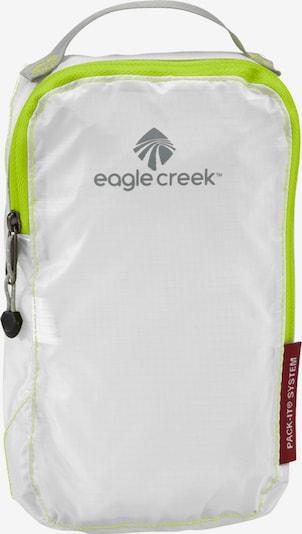 EAGLE CREEK Packtasche in grau / hellgrün / weiß, Produktansicht