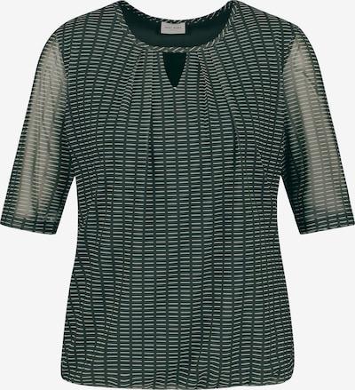 GERRY WEBER T-Shirt in dunkelgrün, Produktansicht