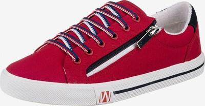 Westland Sneaker 'Sya' in navy / feuerrot / weiß, Produktansicht