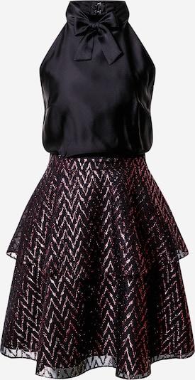SWING Robe en rouge / noir, Vue avec produit