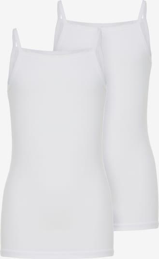 NAME IT Podkoszulka w kolorze białym, Podgląd produktu
