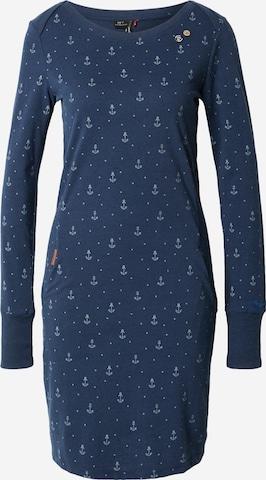 Robe 'RIVER MARINA' Ragwear en bleu