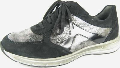 SEMLER Schuhe in silbergrau / tanne, Produktansicht