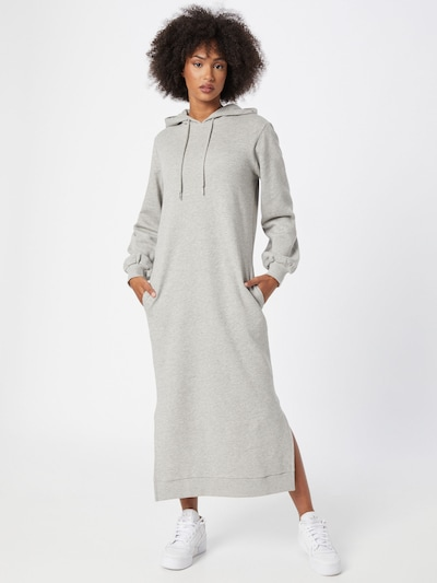 NÜMPH Dress 'CORSICA' in Light grey, View model